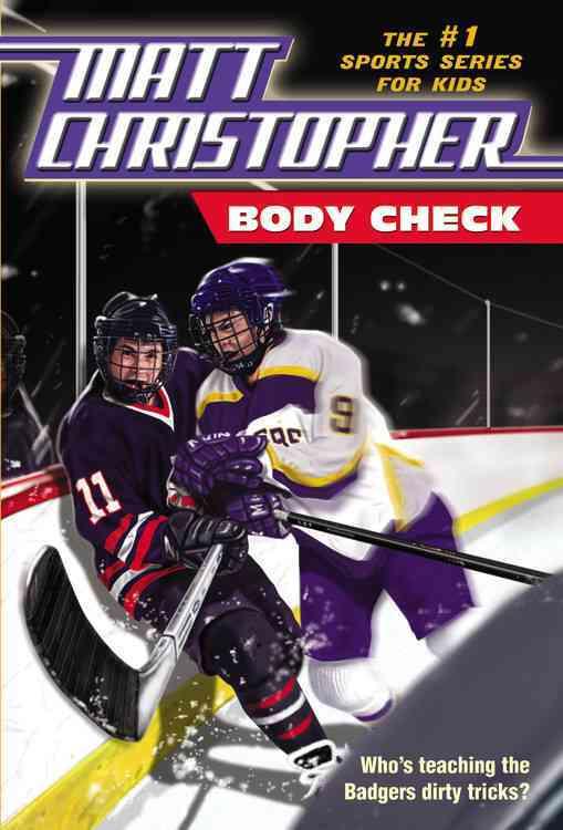 Body Check By Christopher, Matt/ Hirschfeld, Robert